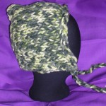 Forest Hoodie Hat (child) profile