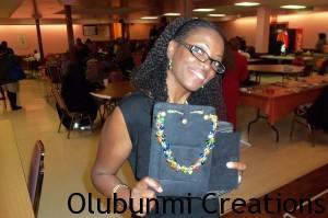 Olubunmi Creations at Dare to Dream GospelFest event
