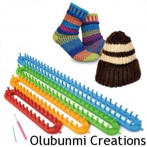 Knifty Knitter Long Loom Set