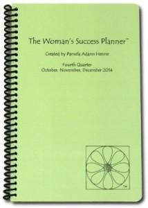 Womans Success Planner - Oct-Dec2014